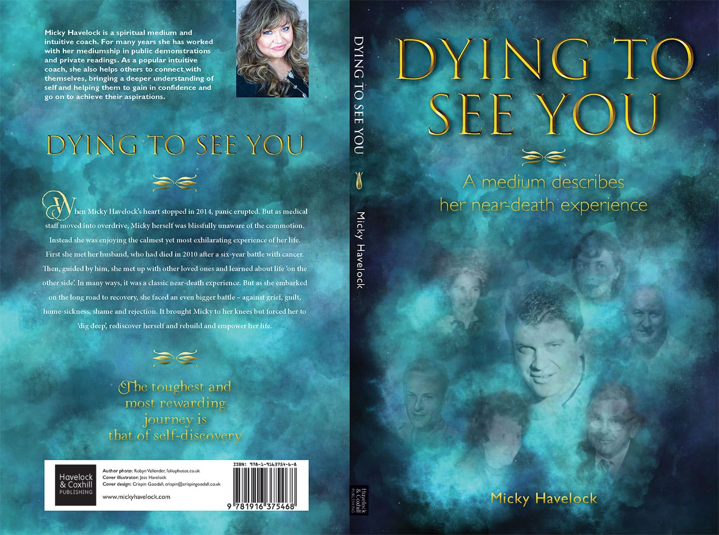Book Printing Dying To See You Book Cover